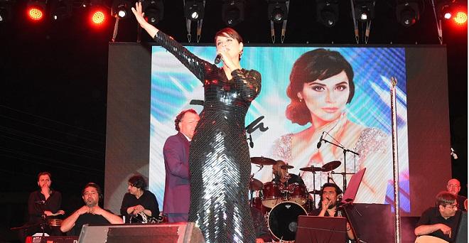 Zara'dan Sarıçam'da Halk Konseri