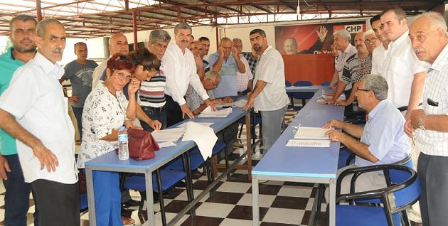 CHP Seyhan'da 18 bin 956 Üye