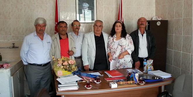 CHP Saimbeyli'de Kadın Başkan