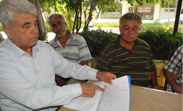 CHP'den köylerde üye kaydı