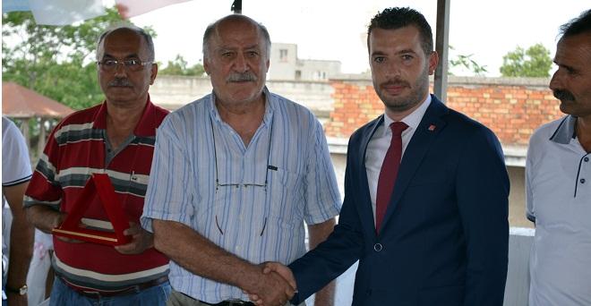 CHP Ceyhan'da Kadir Aydar dönemi