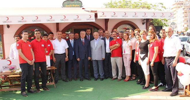 ADASO'dan Kızılay'a Kan Bağışı Evi