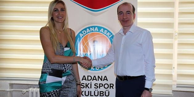 Seda, Adana ASKİ'de