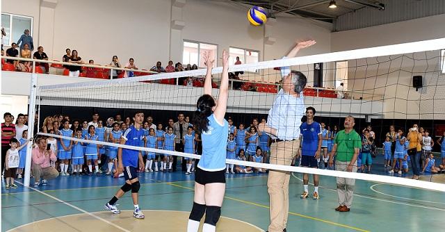 Seyhan'da sporun her dalı var