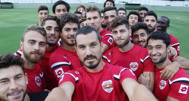 Adanaspor Şanlıurfa'ya hazırlanıyor