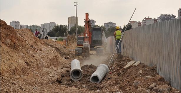 Kanalizasyon ve Su Şebekeleri Yenileniyor