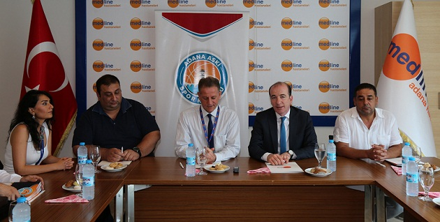 Adana ASKİ Medline Hastanesi ile Anlaştı