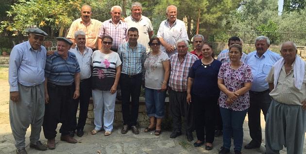 CHP Karaisalı'da örgütlenme Atağı