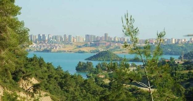 Adana'da Göl, Nehir ve Kanal var yapamıyoruz