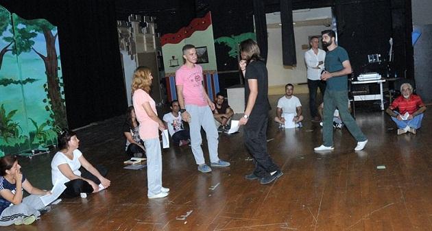 Çukurova Şehir Tiyatrosu Yaz Kursu