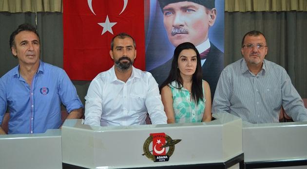 """""""Adana'mızın temel sorunu çarpık kentleşmedir"""""""