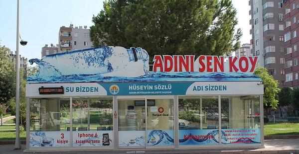 Pozantı'da su üretecek Suya İsim Aranıyor