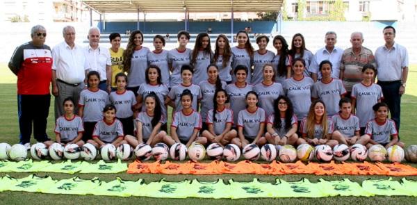 Demirspor Kadın Futbol Takımı Sezonu Açtı