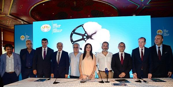 Altın Koza Film Festivali İstranbul'da Tanıtıldı