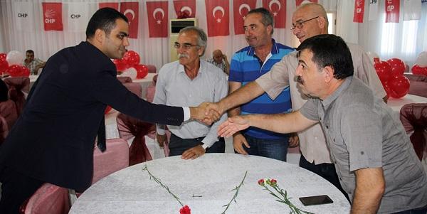 Adana CHP'de 5 Örgütte seçim