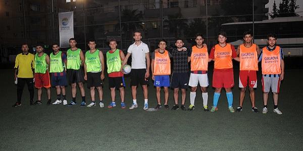 Cumhuriyet Kupası Maçları Başladı