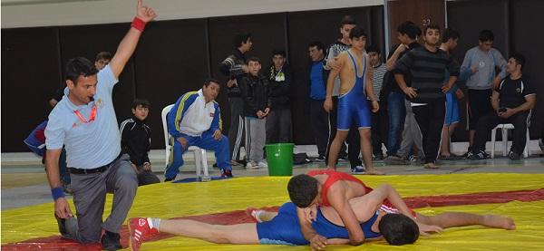 Adana'dan 9 Güreşçi Milli Takıma