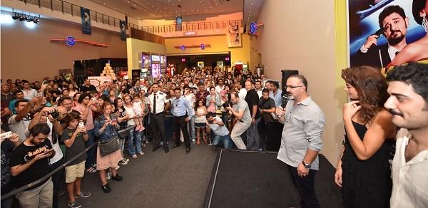 Adana'da 'Kara Bela' Fırtınası