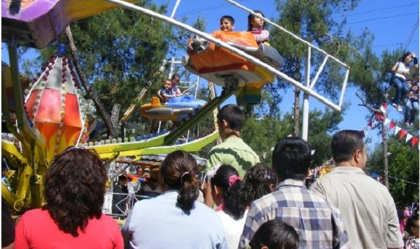Lunapark Bayramda Çocuklara Hazır