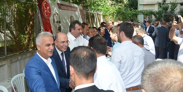 Adana MHP'de buruk bayram!