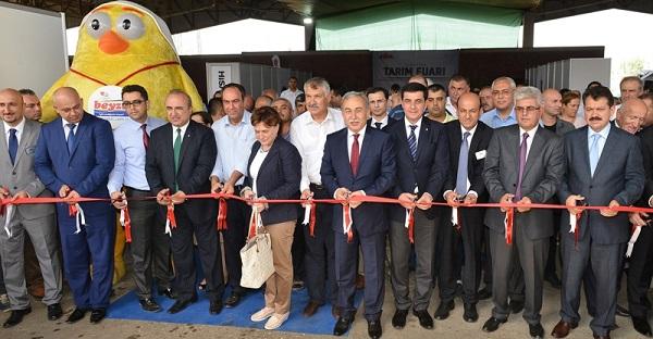 Adana'da Uygulamalı Tarım Fuarı