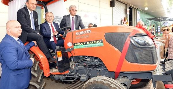 Tarım Fuarına 230 Firma Katıldı