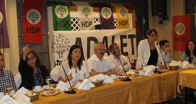 AKP'nin hedefinde HDP var