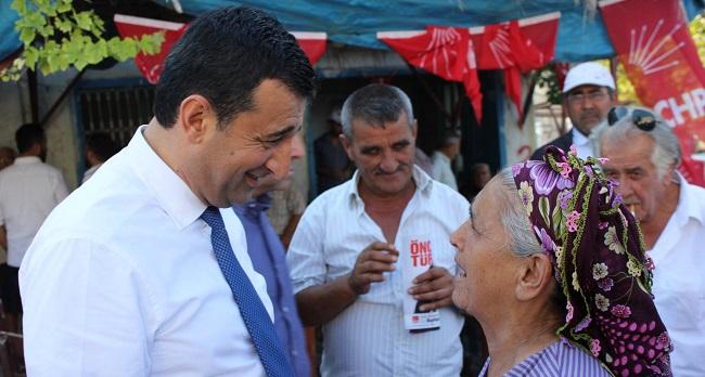 """""""Ülkenin kaderi CHP'yle değişecek"""""""