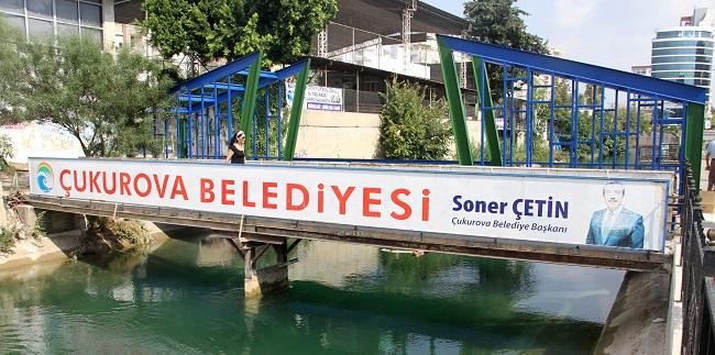DSİ Kanalına Köprü