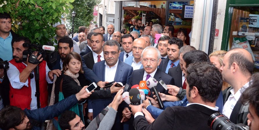Kılıçdaroğlu'dan Hakan'a Ziyaret