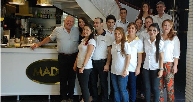 MADO Adana'da  yenilendi