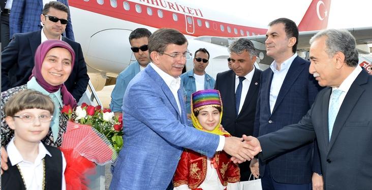 Davutoğlu Adana'ya Geliyor