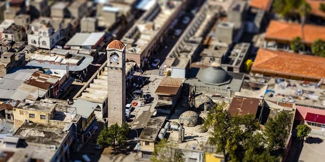 Kabaş Havadan Adana'yı Fotoğrafladı
