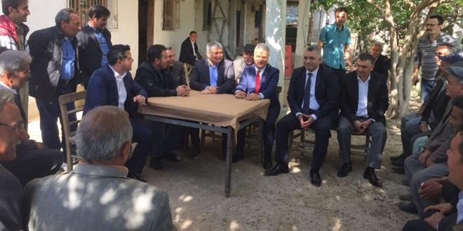 Adana MHP'de Bahçeli Hazırlığı