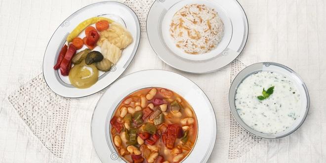 Türk mutfağında 19 bin çeşit ev yemek