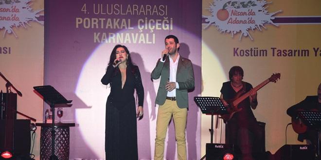 Nukhet Duru, Keremcem sahnede duet yapti