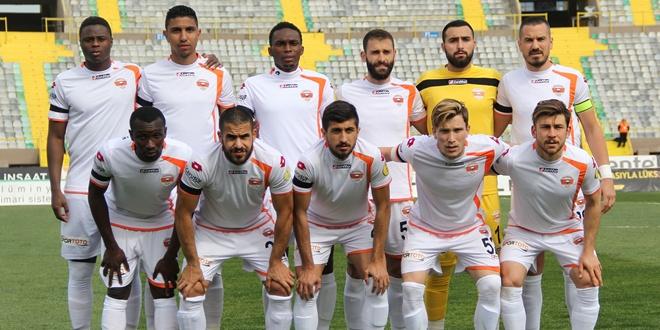 Adanaspor Şampiyonluk yolunda