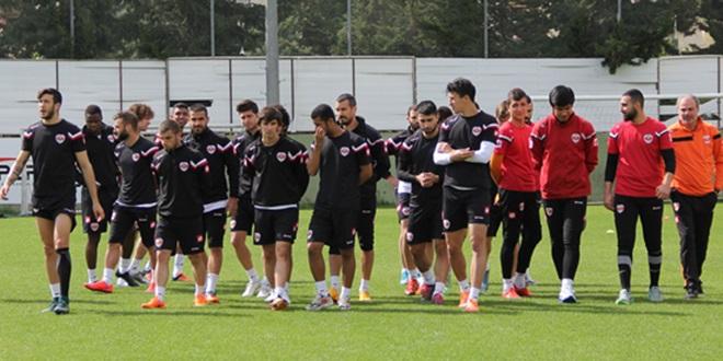 Adanaspor'da Trabzon Hazırlığı
