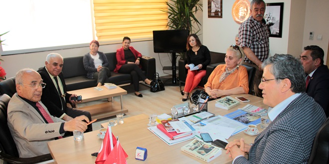 Durak, Adana CHP'de