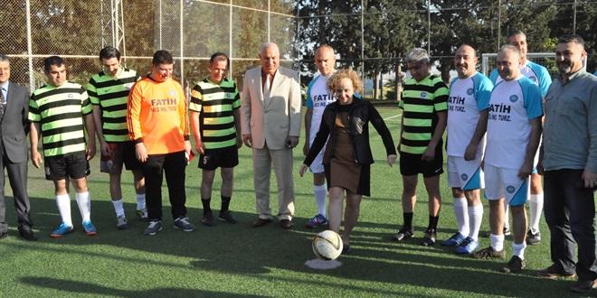Balcalı Bahar Futbol Turnuvası