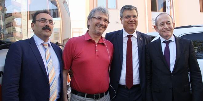 CHP'den Şampiyon Adanaspor'a ziyaret