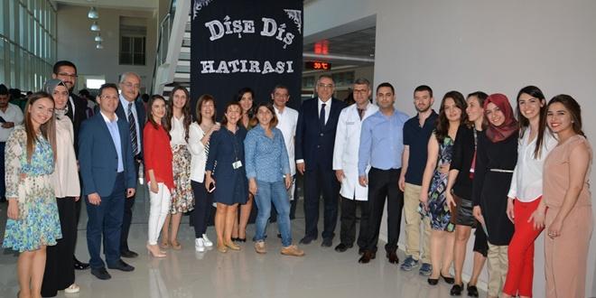 """""""Dişe Diş Araştırma Günü' Ödülleri"""