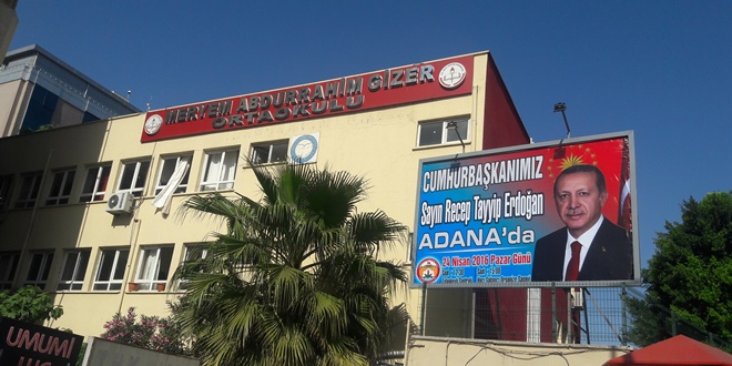 Erdoğan Adana'da Açılışlar yapacak