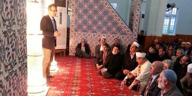 Camide Aile İçi İletişim Eğitimi