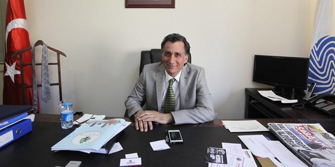 Seyhan Belediyespor Başkanı Özdemir