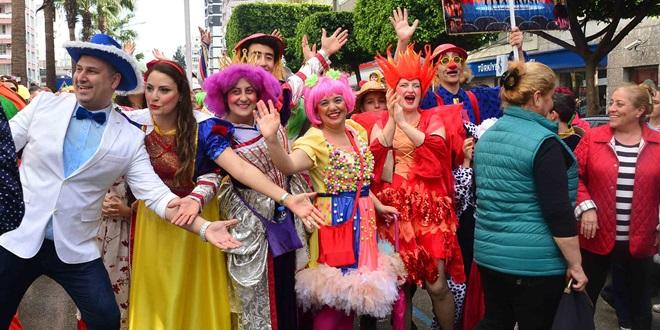 Portakal Çiçeği Karnavalında Neler Var?