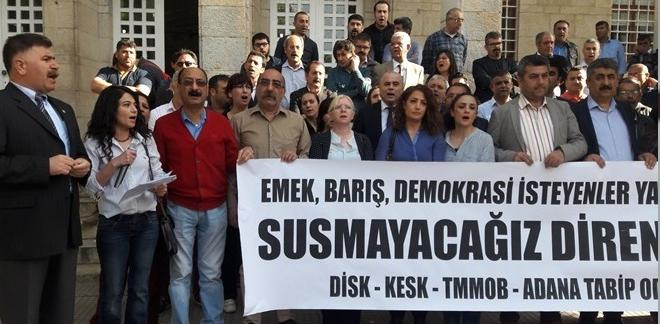 Emek, Barış Demokrasi İsteyenler Yargılanıyor.