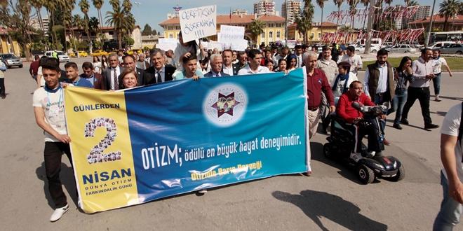 Adana'da 2. Otizm ve Spor Festivali