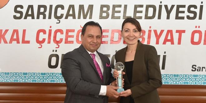 Sarıçam'dan Portakal Çiçeği Edebiyat Ödülleri