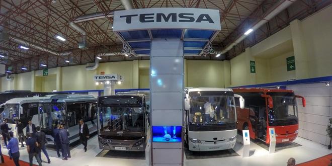 TEMSA bu araçlarını tanıttı